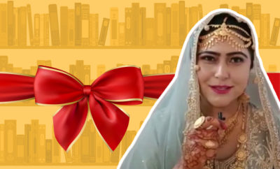 Fl-Pakistani-Bride-Demands-Books-Worth-Rs-1-Lakh-as-Wedding-Gift-from-Husband