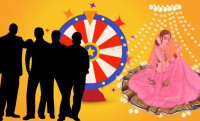 Fl-UP-Panchayat-Holds-Bizarre-Lucky-Draw-to-Pick-Husband-for-Woman-Who-Eloped-With-Four-Men