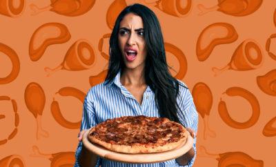 Fl-Woman-Files-Complaint-For-Getting-Non-Veg-Pizza,-Seeks-₹-1-Crore-Compensation