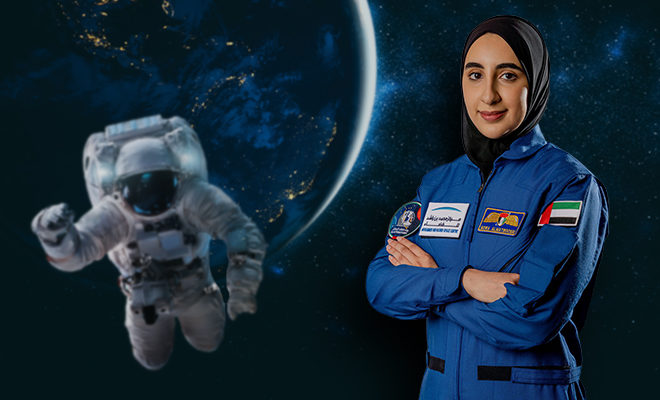 Nora Al Matrooshi Becomes First Arab Woman To Train As Astronaut