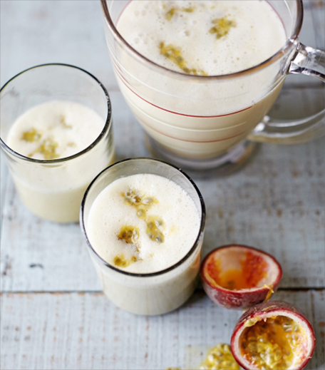 almond smoothie_hauterfly