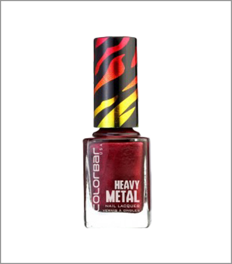Colorbar nail paint_Hauterfly