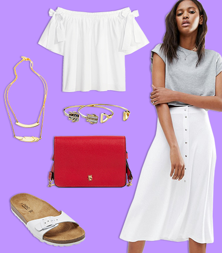 Add A Pop Of Colour Via Accessories_ How To Wear All White_Hauterfly
