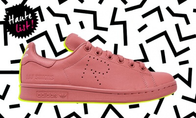 Adidas Originals + Raf Simons Stan Smiths_Hauterfly