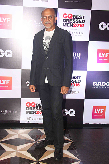 Alex Kuruvilla, MD, Condé Nast India at GQ Best Dressed Men 2016 held at Four Seasons Hotel, Mumbai _ 02 June 2016