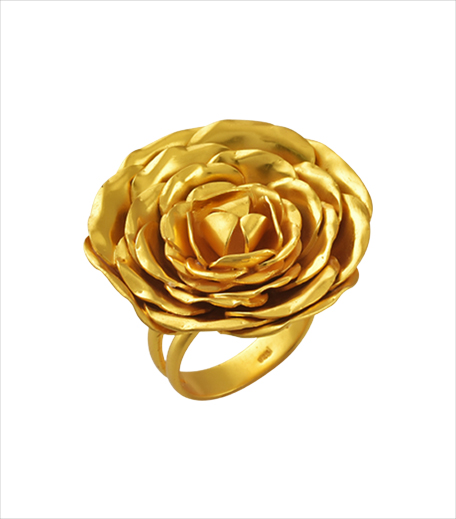 Amrapali Rose Ring Inpost_Hauterfly