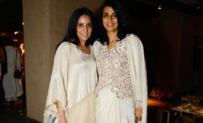 Anamika Khanna with Tina Tahiliani Parikh_Ensemble_Hauterfly