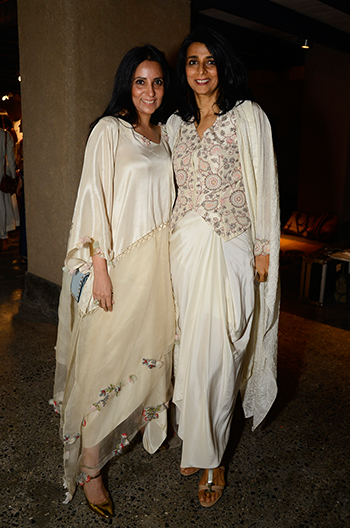 Anamika Khanna and Tina Tahiliani Parikh_Ensemble_Hauterfly
