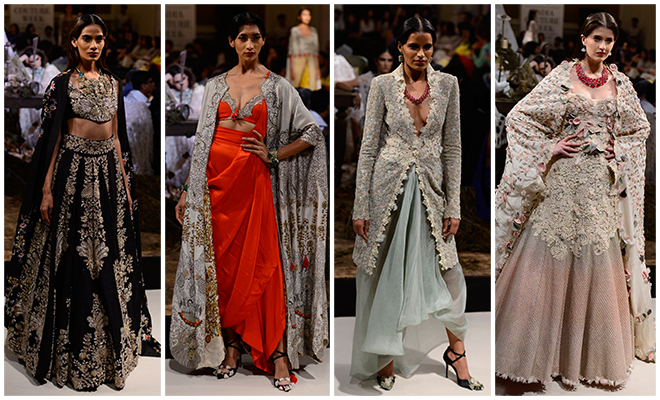 Anamika Khanna_India Couture Week 2016_Collage 2_Hauterfly