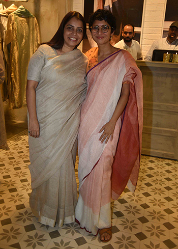 Anavila Misra with Kiran Rao_Hauterfly