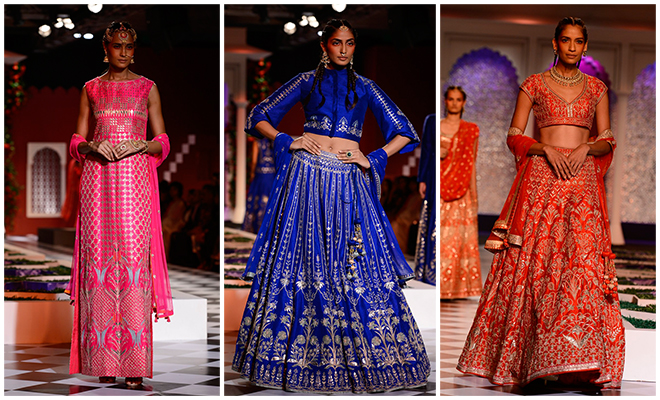 Anita Donge_India Couture Week 2016_Collage2_Hauterfly