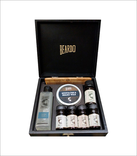 Beardo Holiday Gift Set