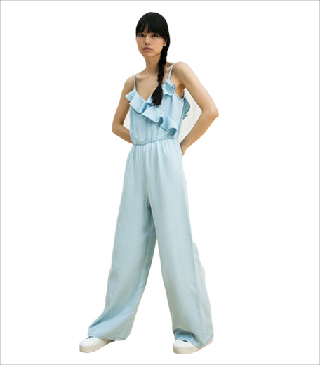 Bershka Denim Jumpsuit_Hauterfly