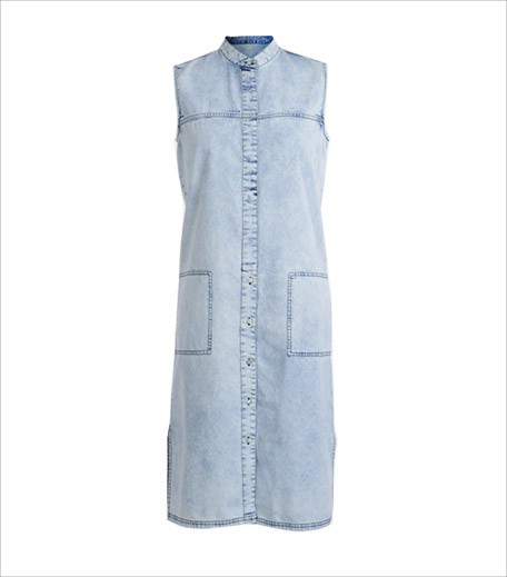 Bhane Denim Dress_Hauterfly