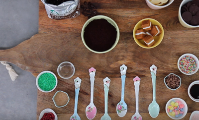 Chocolate Dipped Spoons Featured_Hauterfly