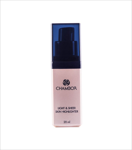 Chambor Light and Sheer Skin Highlighter in post_Hauterfly