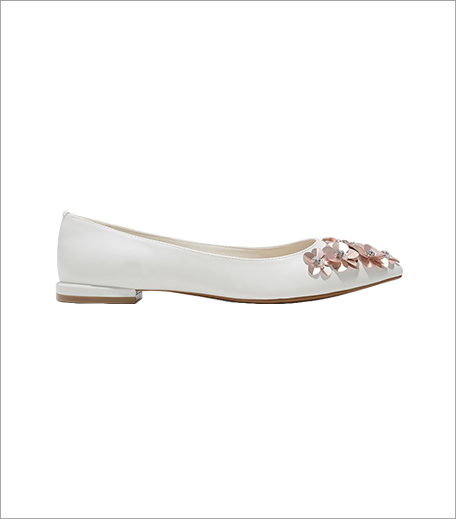 Charles & Keith Floral Sequin Pumps_Hauterfly