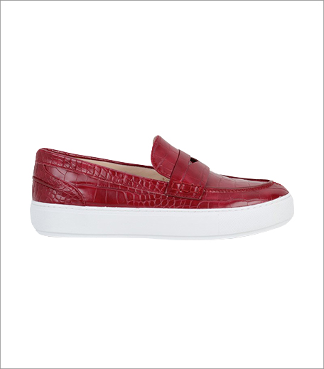 Charles & Keith Platform Loafers_Hauterfly