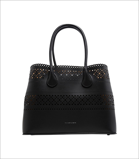 Charles & Keith Tribal Cut-Out Bag_Hauterfly