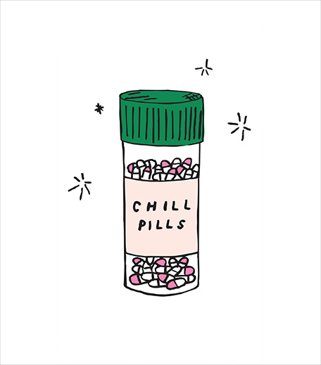 Chill Pills inpost