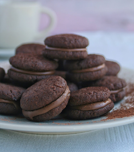 Chocolate biscuits_Hauterfly