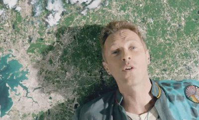 Coldplay Up And Up Video_Hauterfly