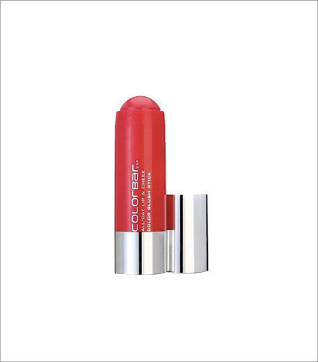 Colorbar All Day Lip & Cheek Color Blush Stick Orange Amber_Hauterfly