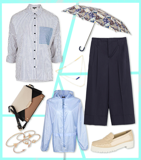 Culottes_What To Wear In Monsoon_Hauterfly