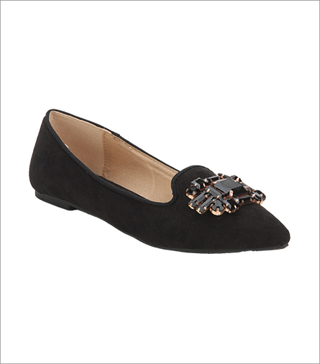 D By Dune Loulu Black Belly Shoes_Hauterfly