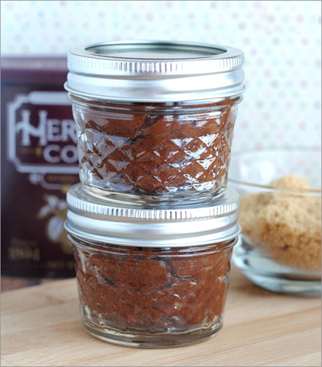 Chocolate Scrub_Hauterfly