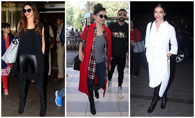 Deepika Padukone_Best Of Celebrity Airport Style_Hauterfly