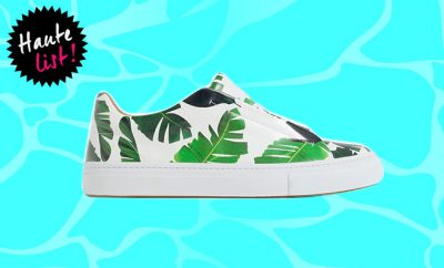 Editors Pick_Zara Palm Tree Print Sneakers_Hauterfly