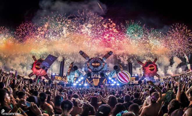 Electric Daisy Carnival_India