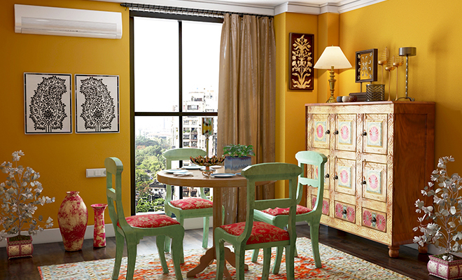 Ethnic Dining Room Featured_Hauterfly