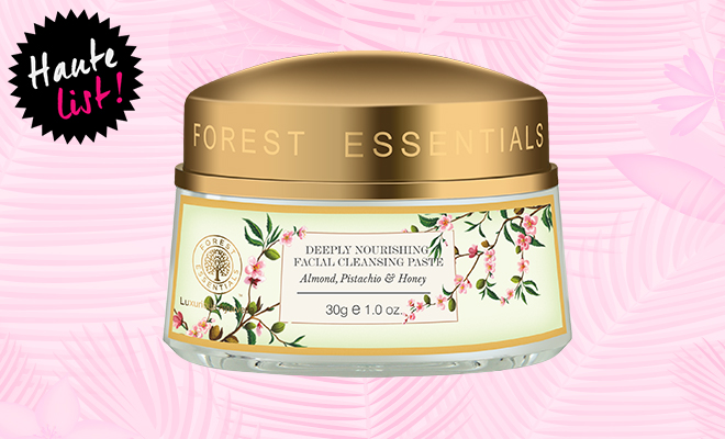 Forest Essentials Deeply Nourishing Facial Cleansing Paste_Hauterfly