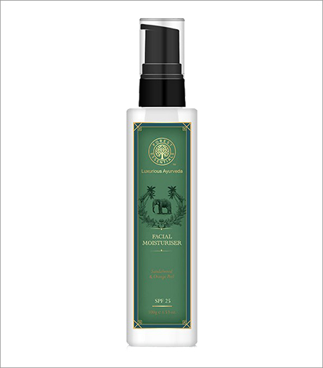 Forest Essentials Hydrating Facial Moisturiser Sandalwood & Orange Peel