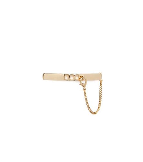 Forever 21 Chained Cutout Hinge Bracelet_Hauterfly