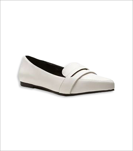 Forever 21 Faux Leather Pointed Loafers_Hauterfly