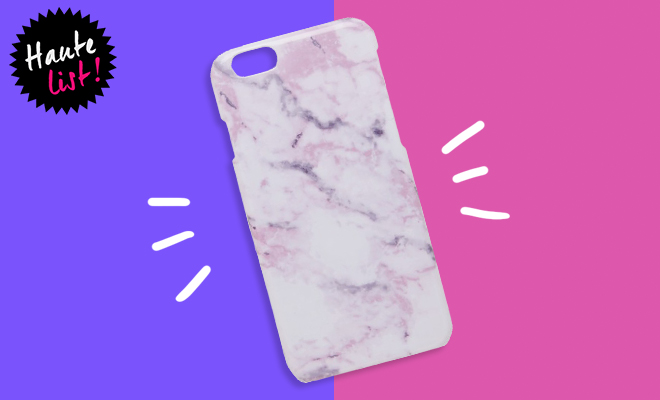 Forever New Marble iPhone Case
