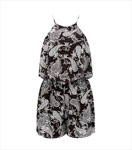 Forever New Masie Frill Playsuit_Paisley Print WOTW_Hauterfly