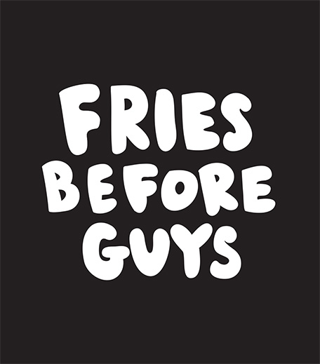 Fries Before Guys inpost