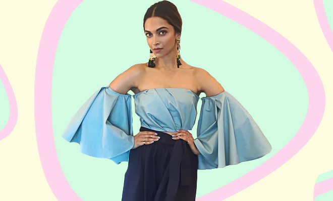 Get The Look_Deepika Padukone wearing Cord and Tome_Hauterfly