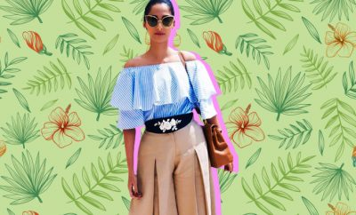 Get The Look_Sonam Kapoor in Off The Shoulder_Hauterfly