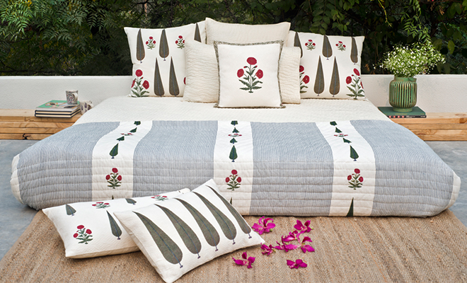 Good Earth quilt