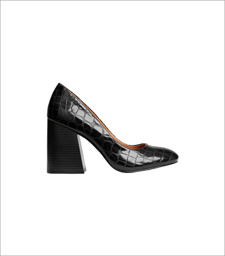 H&M Crocodile-Pattern Court Shoes_Hauterfly