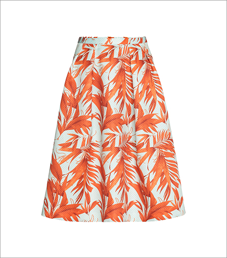H&M Patterned Skirt_Hauterfly