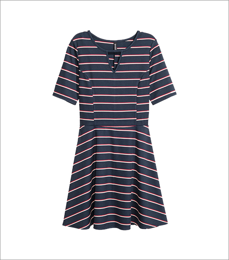 H&M Ribbed Jersey Dress_Hauterfly