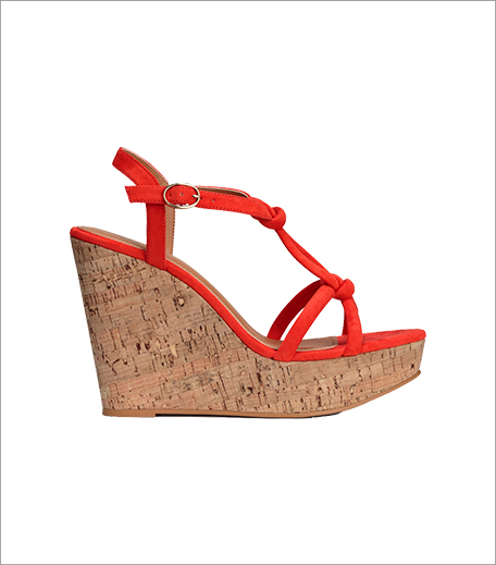 H&M Wedge-Heel Sandals_Tuesday Shoesday Red Heels_Hauterfly