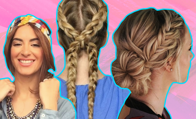 Hairstyles For Rainy Day_Hauterfly
