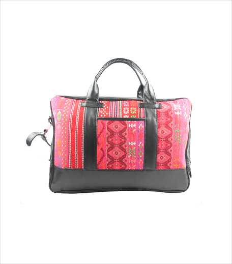Harp Multicoloured Laptop bag_Hauterfly